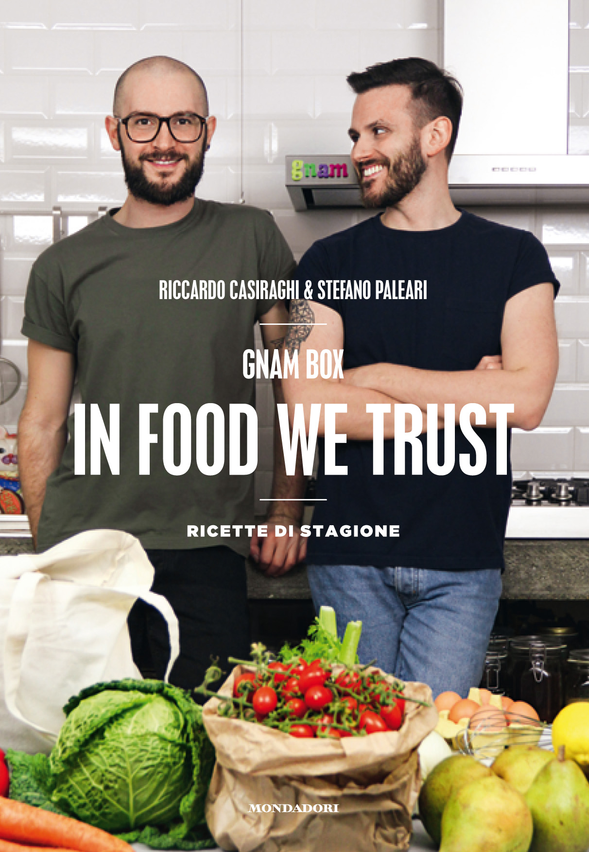 IN FOOD WE TRUST libro