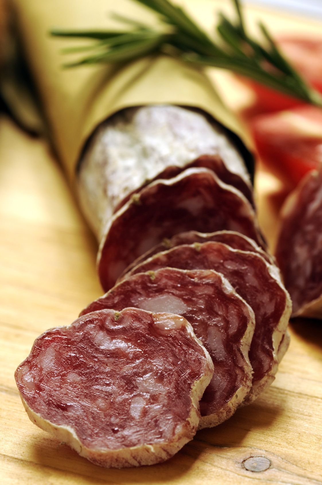 Strolghino di culatello