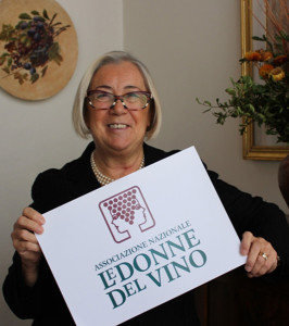 Donatella Cinelli Colombini www.festadonnedelvino.it